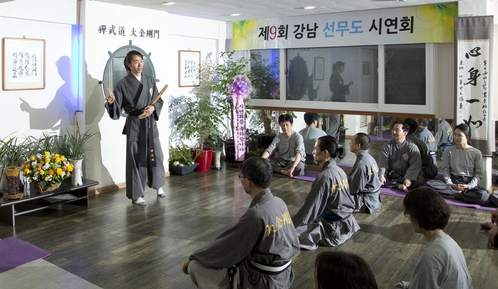 제9회 강남 선무도 시연회 20150413 사진: 우태윤