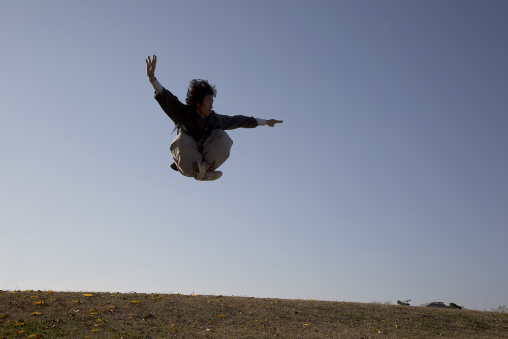 선무도이미지 20151117 상암동 난지도 노을공원 사진: 우태윤