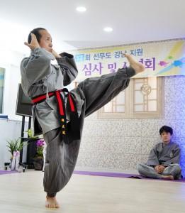 20190325제17회 선무도 강남 시연회 사진: 우태윤
